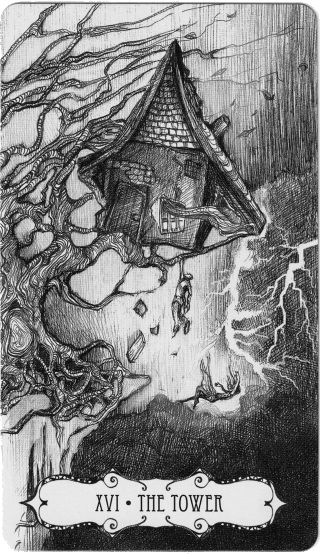 tarot psychologique maison dieu